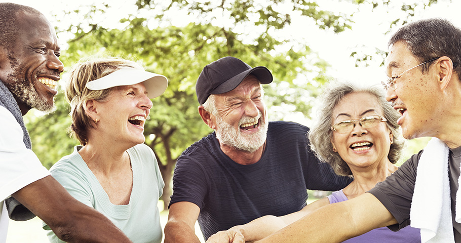 retention research into older adults