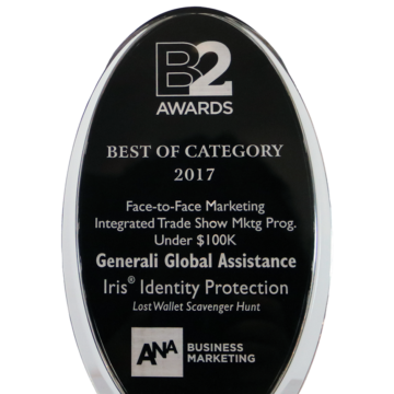 Association of National Advertisers B2 Awards